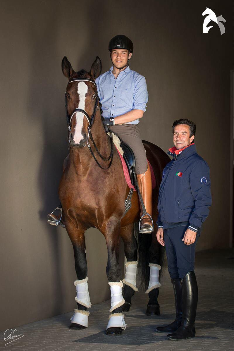 Douro AR Yoann qualified for the European Championships for Young Riders